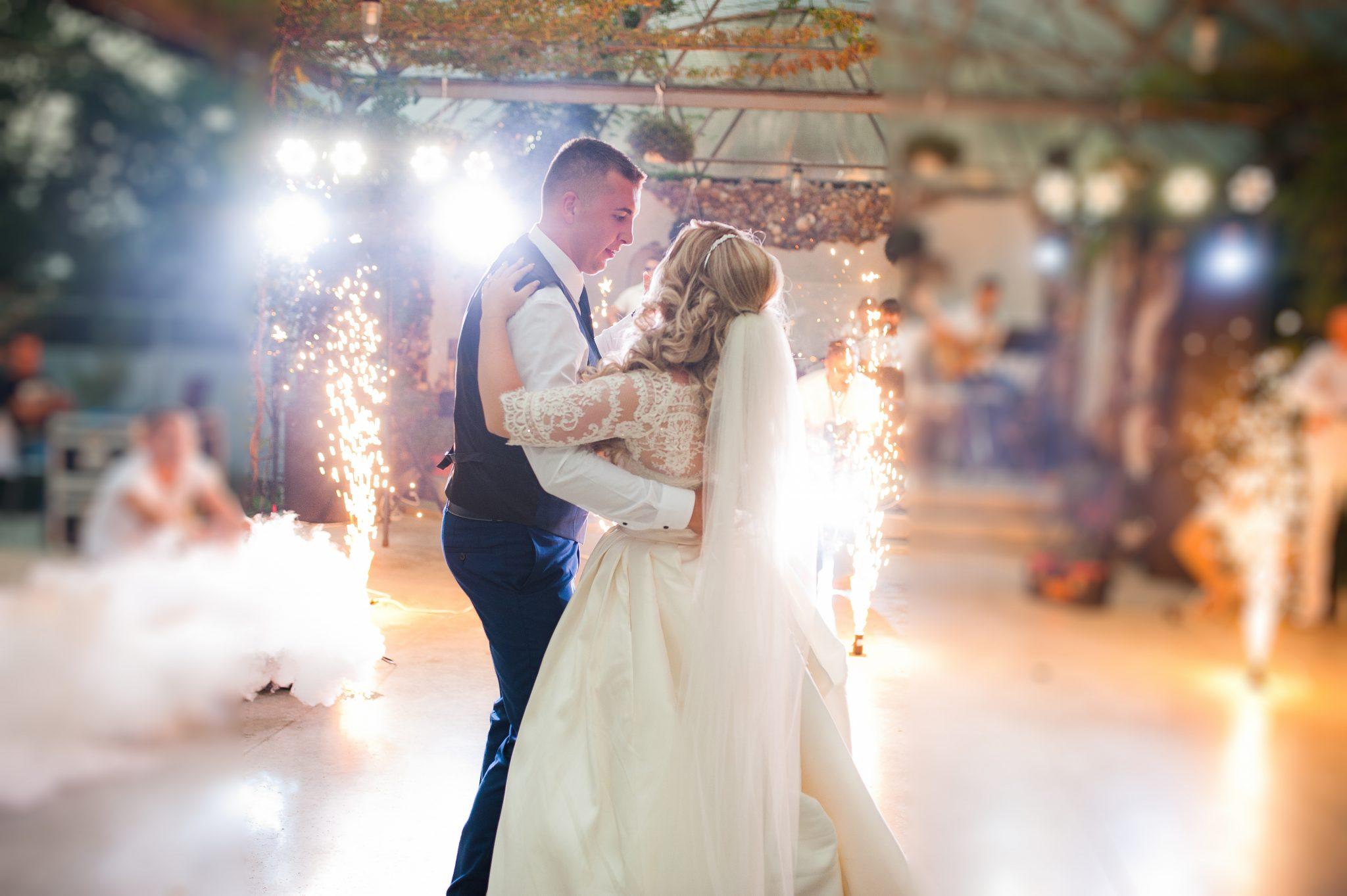 Bruiloft vuurwerk | Spectaculair vuurwerk voor uw bruiloft | Dream Fireworks